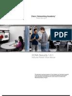 Ccna Security Instructors Manual