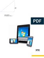 Wyse Pocket Cloud Users Guide APR2011