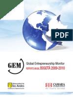 Reporte anual 2009-2010 GEM