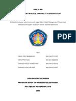 Transmisi CVT tugas