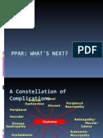 PPAR - Whats Next