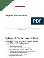 14 Documentation