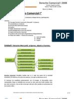 Derecho Comercial I 2008