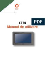 MIO.C720.Manual.de.Utilizare