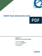 BCM50TelsetAdministrationGuide