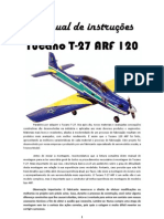 Manual de Instrues Tucano 120
