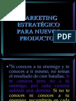 Marketing Estrategico Para Nuevos Productos[1].