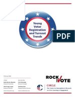CIRCLE RtV Young Voter Trends