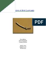 Lanyard Instructions