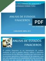 Diapositivas Anlisis de Estados Finacieros