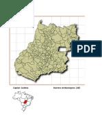 GO Mapa e Municipios
