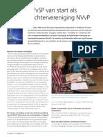 Interview Ingrid Janssen, Voorzitter NVvSP Over NVvSP