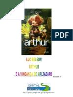 LUC BESSON,Arthur e a Vingança de Maltazard-Vol.III  (pdf)(rev)