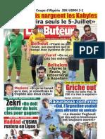 LE BUTEUR PDF du 30/04/2011