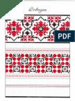 Ornament traditional romanesc