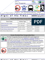 Clean Transportation eNews Spring 2011