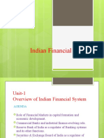 Indian Financial System Vth Trim