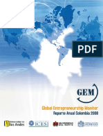 GEM Colombia 2008