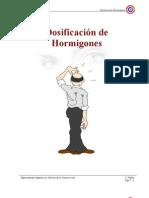 Manual Dosificacion de Hormigones