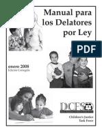 Manual Para Los Delatores Por Ley - DCFS