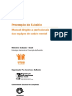 Manual Prevencao Suicidio Saude Mental