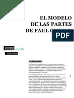 El Modelo de Las Partes