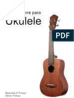 Método Ukulele Prof. Raimundo França