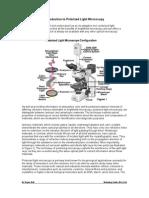 3682232 Introduction to Polarized Light Microscopy