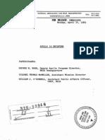 Apollo 10 Briefing