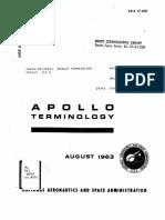 Apollo Terminology