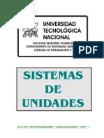 Sistema de Unidades Manual COMPLETO