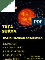 Tata Surya - Pelatiahn April 2011