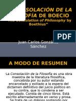 LA CONSOLACIÓN DE LA FILOSOFÍA DE BOECIO - LIBRO V