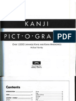Kanji Pict-O-Graphix Over 1,000 Japanese Kanji and Kana Mnemonics