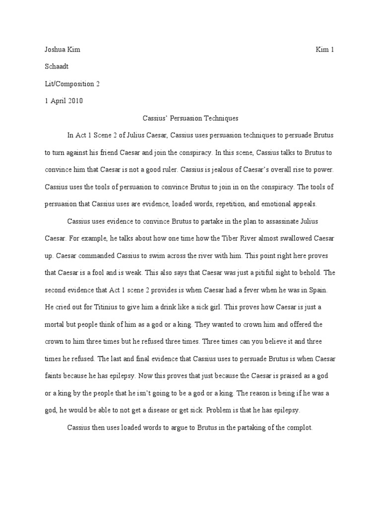 thesis for conflicting perspectives julius caesar Largest database of quality sample essays and research papers on julius caesar thesis  play julius caesar presents conflicting perspectives of julius caesar.