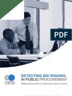2009 - Detecting Bid Rigging in Public Procurement - OECD