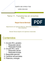 CIRCUITOS RCL