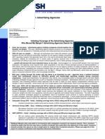Agencies 2009.06.16 Initiation
