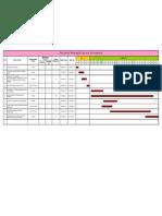 Metecno Factory Schedule