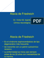 Ataxia de Friedreich PDF