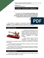 """""""La Comunicación"""