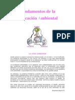 Anx. 2 - Fundamentos de La Ed. Ambiental