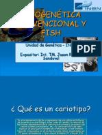 CITOGENÉTICA CONVENCIONAL Y FISH