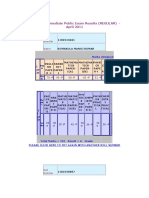 II Year Intermediate Public Exam Results