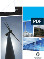 Energy Policy for Malta