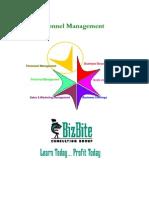 Personnel Management Sampler