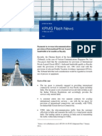 KPMG Flash News Verizon Communications Singapore Pte Ltd