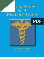 Making Money as a Medical Writer