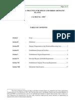Cac-rcp 42 1995 Cod Practica Igienica Pentru Condimente