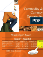 Commodity Training